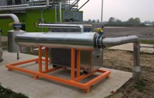 Osuszacz biogazu